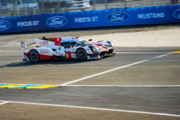 Toyota TS050, Le Mans