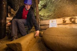 Megalit K1, Tuneli Ranve 2