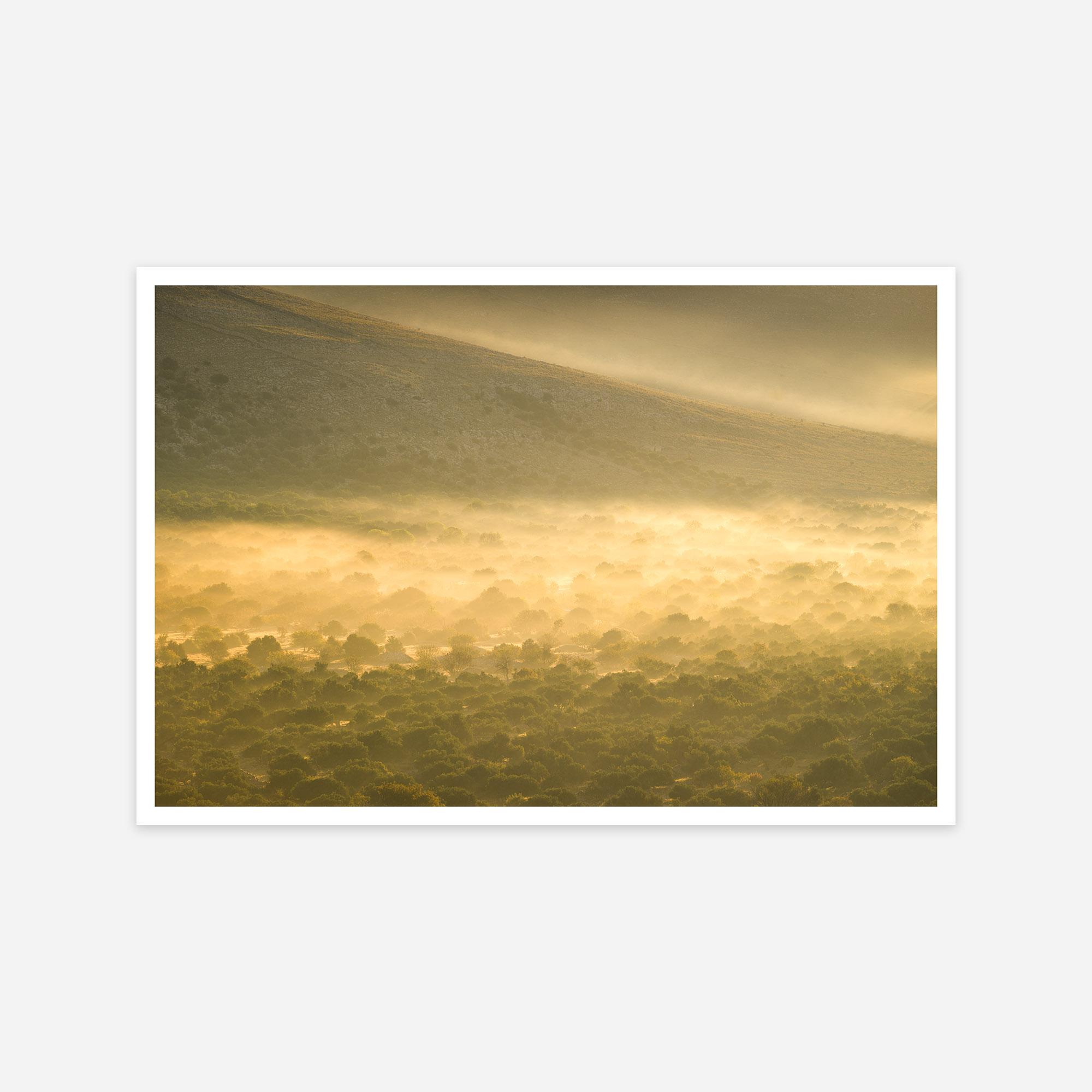 Kornati, magla