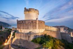 Dubrovnik, utvrda Minčeta