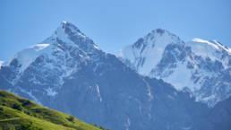 Kavkaz na Mestia - Ushguli treku