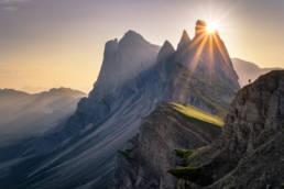 Italija, Dolomiti, Seceda