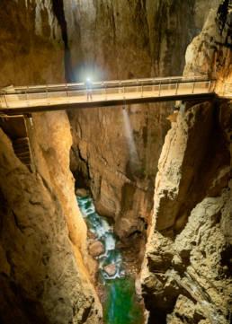 Slovenija, Škocjanske jame